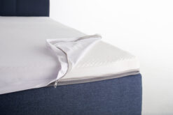 Yak Bettlaken mit Reißverschluss öffnen und abnehmen